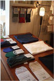靴下やアームカバー、七分Tシャツなどが新・再入荷しています - GENUINE