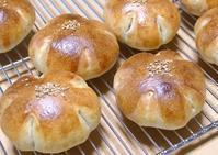 桜あんぱん&チョコチップロール - ~あこパン日記~さあパンを焼きましょう