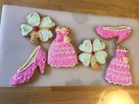 ドレスアイシングクッキーレッスン - 調布の小さな手作りお菓子教室 アトリエタルトタタン