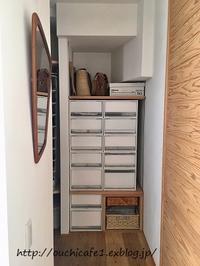 【暮らしの見直し】クローゼットの掃除&整理と服の断捨離・バッグの中身の指定場所を作る - 10年後も好きな家