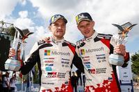 WRCでトヨタ今季初勝利、週末はWEC - 【本音トーク】パート2(ご近所の旧跡めぐりなど)