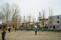 連休の冒険公園と暦通りの授業とフィルム現像 - 照片画廊