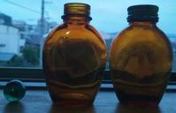瓶ゴロゴロのハケ拾得品その壹 - ヤングの古物趣味