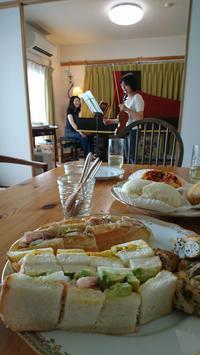 クレオパトラのスープとヴァイオリンソナタの昼下がり - チェンバロ弾きのひとりごと