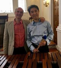 「バッハへの返歌」 - マリンバ奏者、名倉誠人のニューヨーク便り