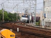 藤田八束の鉄道写真@貨物列車の写真を中心に瑞風の写真を紹介・・・鉄道写真は楽しい、カシオでばっちり! - 藤田八束の日記
