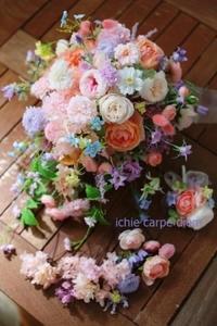 1dayプリザーブドレッスン 7月14日開催決定、ご参加お待ちしています - 一会 ウエディングの花
