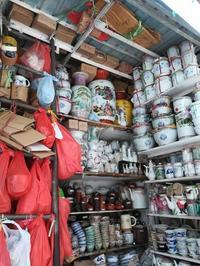 正街の瀬戸物屋さん - 香港貧乏旅日記 時々レスリー・チャン