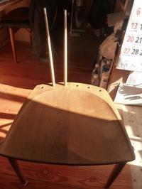 椅子! - 平野部屋