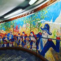 Paris旅行『モンマルトル』『サクレ・クール寺院』までの道のりはキチンと選ぶべきだった。 - IkukoDays
