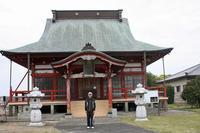 運慶作の四天王をまつる勝覚寺 - 東金、折々の風景