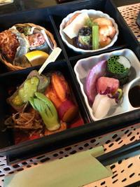 精進料理 - 庶民のショボい食卓