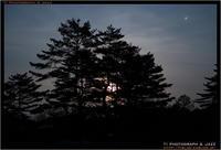 ほぼ満月 - TI Photograph & Jazz