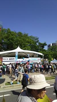 フラワーフェスティバル開幕 - 広島瀬戸内新聞ニュース(社主:さとうしゅういち)