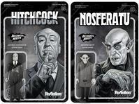 Hitchcock and Nosferatu ReAction Figure - 下呂温泉 留之助商店 入荷新着情報