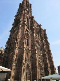 ストラスブールの大聖堂に登る - てんねん生活 ARAKOKI