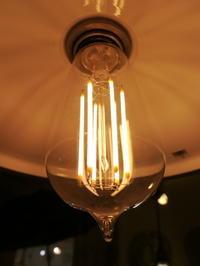 エジソン電球のようにノスタルジックで優しい光LARGE SQUIRREL CAGE LED FILAMENT! - GLASS ONION'S BLOG