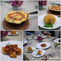 Cooking Class-Basic CourseⅡがスタートしました♪ - Romy's Mondo ~料理教室主宰Romyの世界~