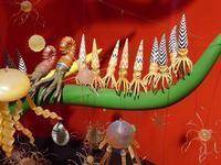 太陽の塔の中はこんなになってるんだ~♪渋谷の岡本太郎記念館に行ってきた♪ - ルソイの半バックパッカー旅