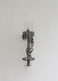 Flower bronze 小型掛け花入 - GALLERY GRACE ギャラリーグレース BLOG