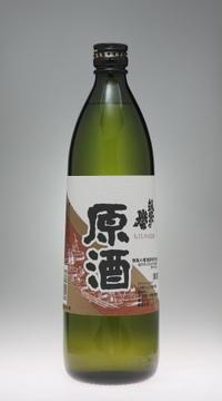 筑紫の誉 原酒[筑紫の誉酒造] - 一路一会のぶらり、地酒日記