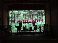 戊辰150年会津松平家お花まつり - 漆器もある生活