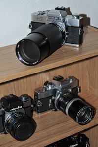 小堀製作所 テフノン70-210mmF3.5 試写 - nakajima akira's photobook