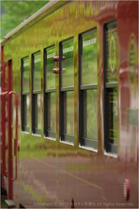 新緑色の長良川鉄道♯1 - あ お そ ら 写 真 社