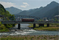 新緑色の長良川鉄道♯2 - あ お そ ら 写 真 社