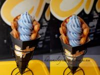 ニューヨークの人気スィーツ店Egglooが「色が変わるアイスクリーム」を新発売 - 《ニューヨーク直行便 》  日々のアレコレ、出会い、取材こぼれ話 ... Since 2005