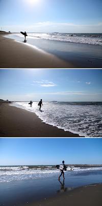 2018/05/04(FRI) 風が強くなって来た海辺です。 - SURF RESEARCH