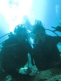 青の洞窟体験ダイビング!! - 沖縄ダイビング&フィッシング DSA ブログ