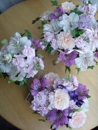 『Hidekoの花』優しい色合いフラワーギフト - Flower ID. DESIGN