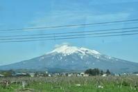 東北三県桜旅4.朝の弘前公園 - 高原に行きたい