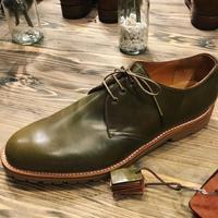 オーダーシューズならではの楽しみ「みどりの靴」(Green shoes)集めました - Shoe Care & Shoe Order 「FANS.浅草本店」M.Mowbray Shop
