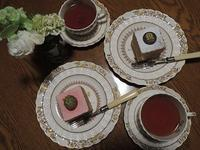 新茶でティータイム - BEETON's Teapotのお茶会