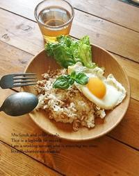 5.5 ガパオライスランチ - YUKA'sレシピ♪