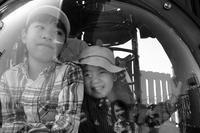 親子3人 - Yoshi-A の写真の楽しみ