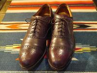 """ Alden "" 908 MEDALLION CAP TOE - BAYSON BLOG"