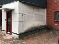 【天然スレート板のアートな黒変痕跡】 - 性能とデザイン いい家大研究
