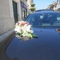 車デコ🚙 - パリ花時間