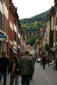 過去の海外旅行ハイデルベルグ街並 - ゆらりっぷ -yurari's trip-