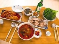 ソウルの友人宅でロイコペで食べる韓国料理! - 今日も食べようキムチっ子クラブ(料理研究家 結城奈佳の韓国料理教室)