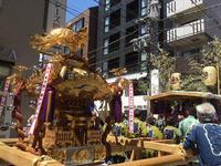 鉄砲洲神社例大祭 - おはけねこ
