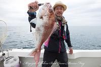 2018/05/06の釣果 - 鯛ラバ遊漁船  Miyazaki Offshore Boat Game Marine Frog 2