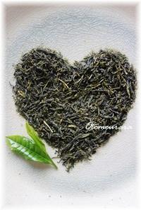 手作りの緑茶 - 日々楽しく ♪mon bonheur