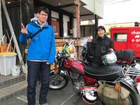 GW愛車自慢(^。^) を最終日で(*≧∀≦*) - 阿蘇西原村カレー専門店 chang- PLANT ~style zero~