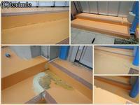 5/4・白子・H施設(塗装補修工事) - とり三重成るままにsince2004