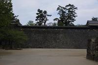 松江城の天守閣へ 初めての山陰ツアー⑥  - 風の彩り-2