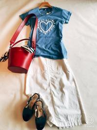 BEATING HEARTのハートカットソー - パウダー日記